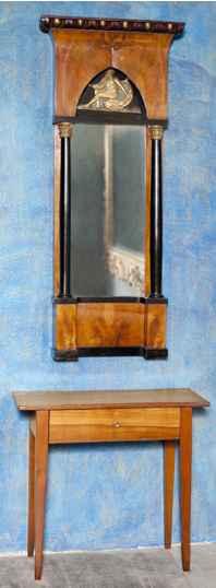 Biedermeier Spiegel