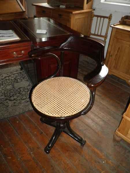 drehstuhl antiquit ten bro hauser m hle solingen. Black Bedroom Furniture Sets. Home Design Ideas