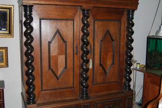 jugenstil hallenschrank antiquit ten bro hauser m hle solingen. Black Bedroom Furniture Sets. Home Design Ideas