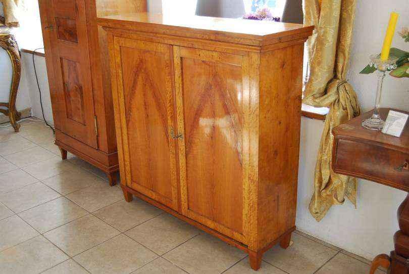 anrichte kirschbaum ca 1840. Black Bedroom Furniture Sets. Home Design Ideas