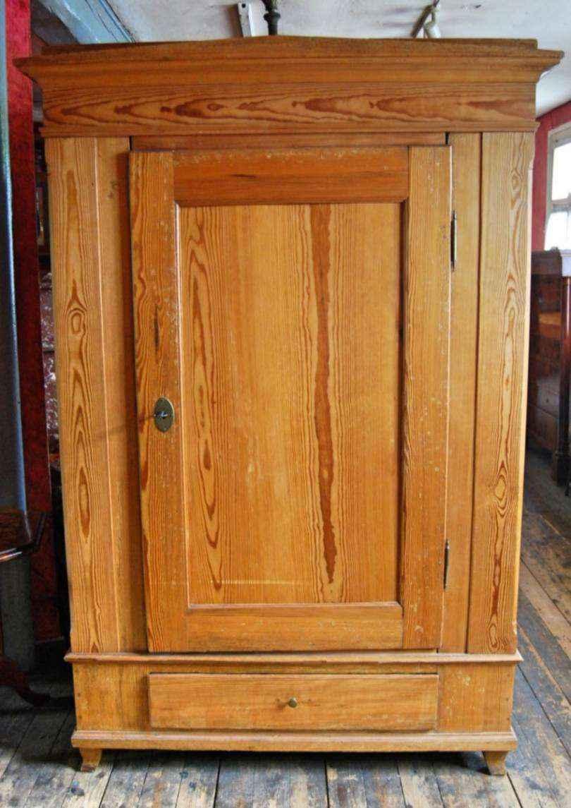 dielenschrank kiefer ca 1820 antiquit ten bro hauser m hle solingen. Black Bedroom Furniture Sets. Home Design Ideas