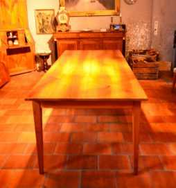 Tisch, Kirschbaum, ca. 1830
